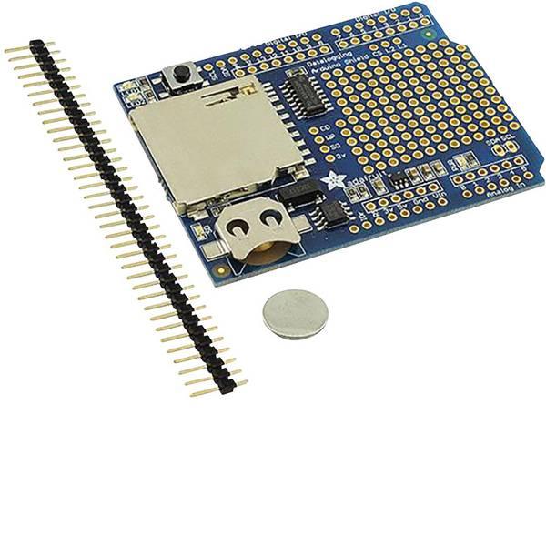 Shield e moduli aggiuntivi HAT per Arduino - Adafruit Assembled Data Logging shield -