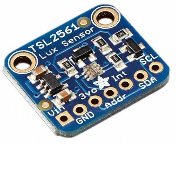 Moduli e schede Breakout per schede di sviluppo - Scheda di espansione TSL2561 Digital Luminosity/Lux/Light Sensor Adafruit Breakout 439 -