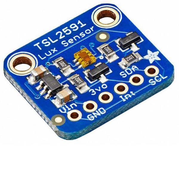 Moduli e schede Breakout per schede di sviluppo - Adafruit Scheda di espansione TSL2591 High Dynamic Range Digital Light Sensor -