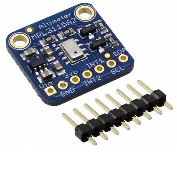 Moduli e schede Breakout per schede di sviluppo - Scheda di valutazione MPL3115A2 - I2C Barometric Pressure/sensore di temperatura/mantenimento dellAltitudine Adafruit  -
