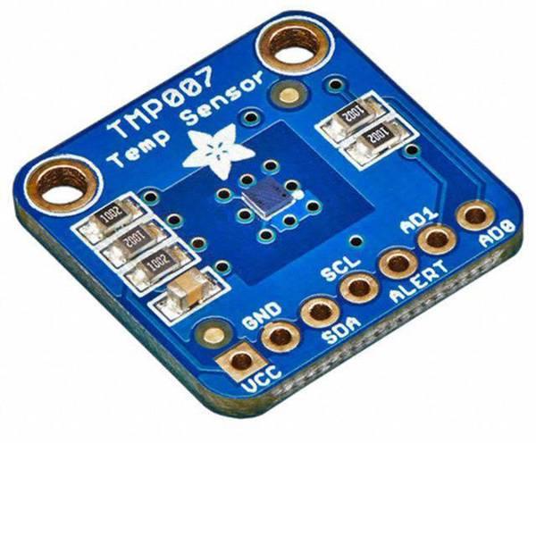 Moduli e schede Breakout per schede di sviluppo - Adafruit Scheda di espansione Contact-less Infrared Thermopile Sensor Breakout - TMP007 -