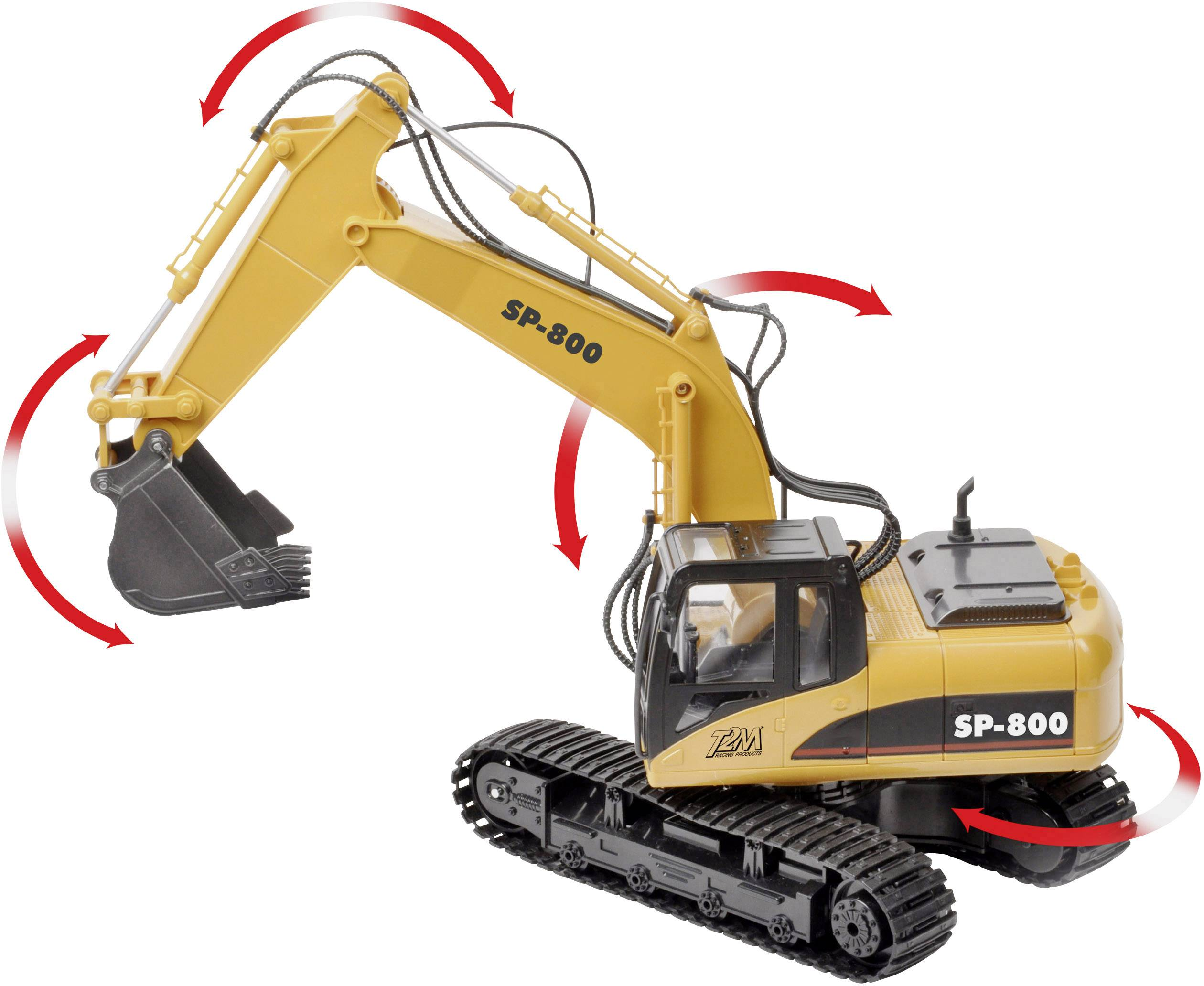 Escavatore SP-800 Veicolo spec