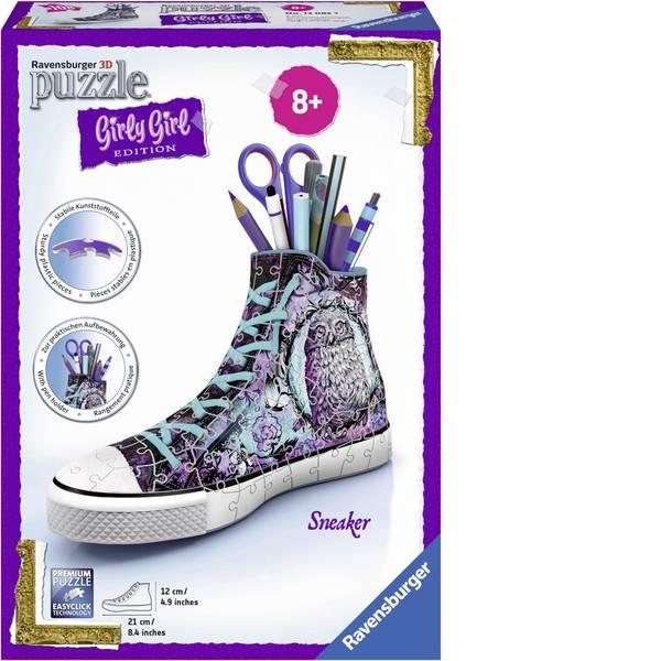 Puzzle - Puzzle Sneaker Ravensburger 3D - Animal Trend -