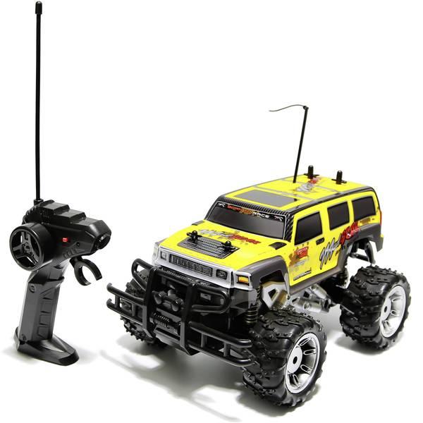 Auto telecomandate - Mad Gear 1:14 Automodello per principianti Elettrica Monstertruck Trazione posteriore -