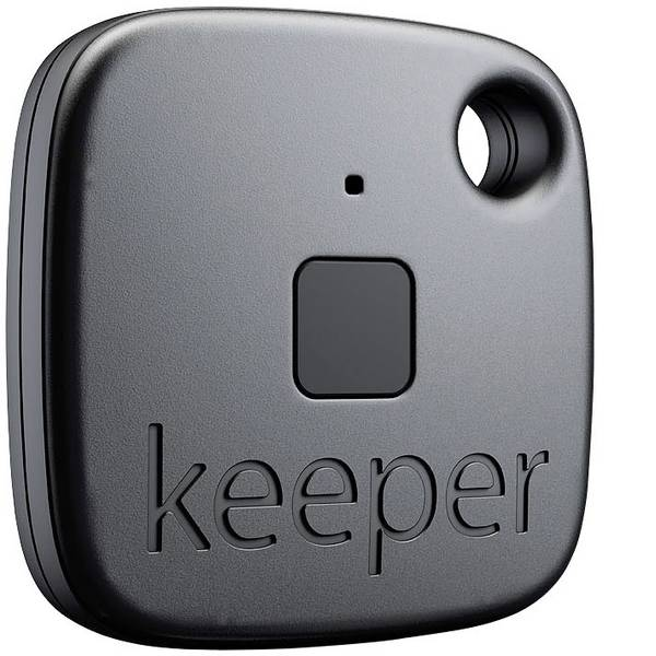 Accessori comfort per auto - Chiavi Gigaset Keeper Nero -