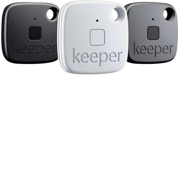 Accessori comfort per auto - Chiavi Gigaset Keeper confezione da 3 Nero, Bianco -