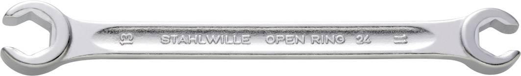 Chiave poligonale aperta doppi
