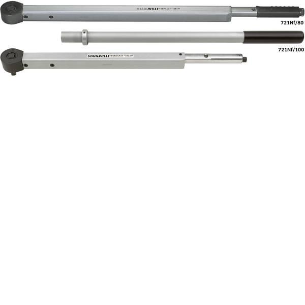 Chiavi dinamometriche - Stahlwille 721NF/80 50200081 Chiave dinamometrica con cricchetto 3/4 (20 mm) -