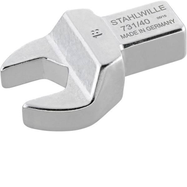 Utensili ad innesto - Maul-Einsteckwerkzeuge 17 mm per 14x18 mm Stahlwille 58214017 -