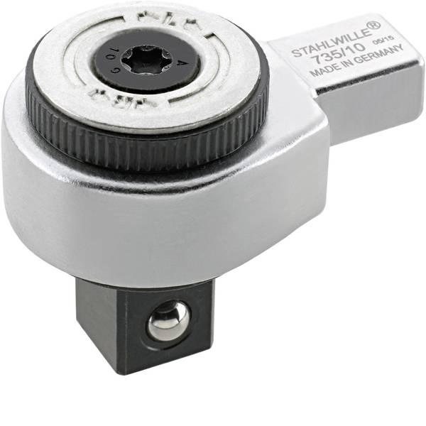 Chiavi dinamometriche - Stahlwille 735/5 58250005 Inserto a cricchetto 3/8 (10 mm) -