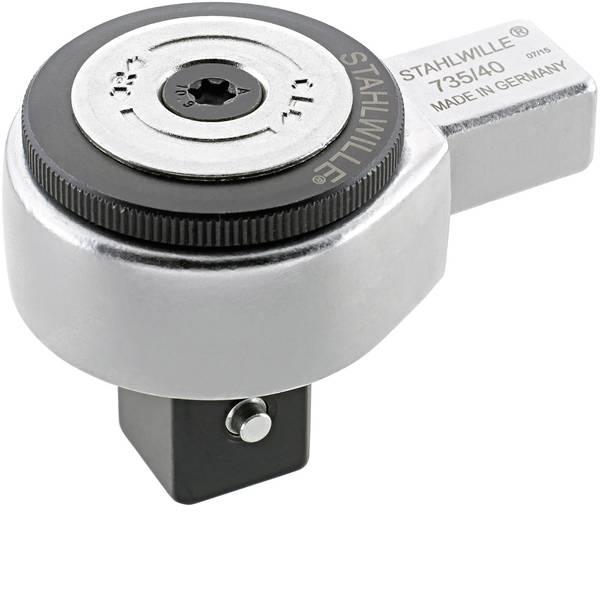 Chiavi dinamometriche - Stahlwille 735/40 58250040 Inserto a cricchetto 3/4 (20 mm) -