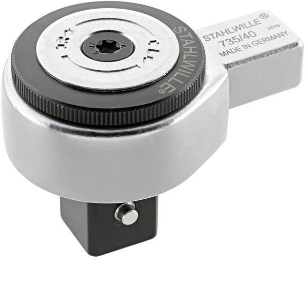 Chiavi dinamometriche - Stahlwille 735/40 HD 58250065 Inserto a cricchetto 3/4 (20 mm) -