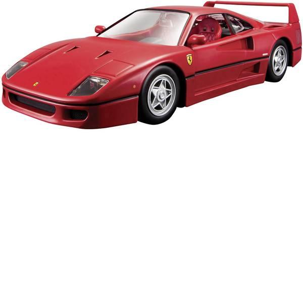 Modellini statici di auto e moto - Bburago Ferrari F40 1:24 Automodello -