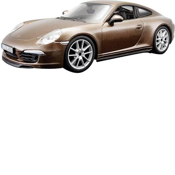 Modellini statici di auto e moto - Bburago Porsche 911 Carera S 1:24 Automodello -