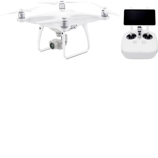 Quadricotteri e droni - DJI Phantom 4 Advanced + Drone professionale RtF Per foto e riprese aeree -