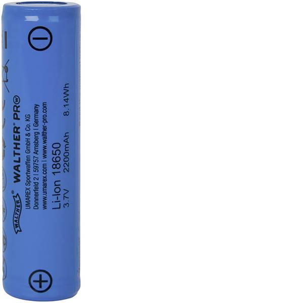 Accessori per torce portatili - Batteria ricaricabile di ricambio 1521688 Walther P L 70 -