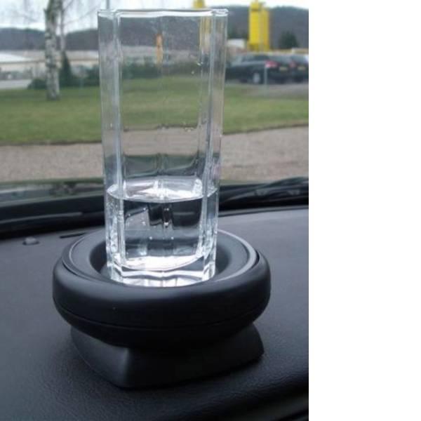 Accessori comfort per auto - Portabevande HP Autozubehör swing 19120 12.5 mm x 7 cm autoadesivo -