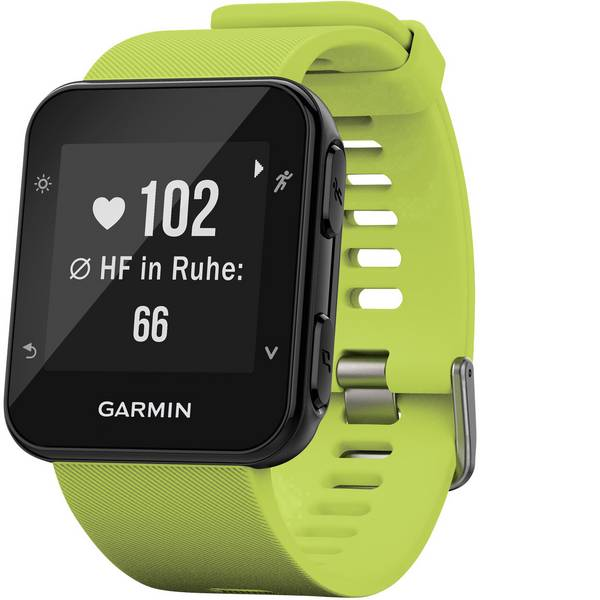 Dispositivi indossabili - Garmin Forerunner 35 Smartwatch Uni Lime -
