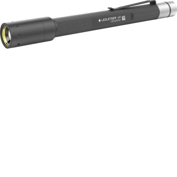 Mini torce - Torcia tascabile a batteria ricaricabile LED 17 cm Ledlenser 5606-R i6R Nero -