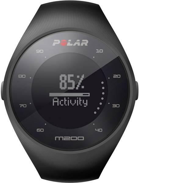 Dispositivi indossabili - Polar M200 BLK M/L Fitness Tracker M/L Nero -