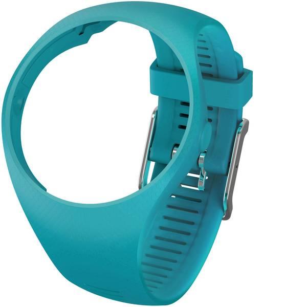 Accessori per fitness tracker - Cinturino di ricambio Polar WRIST STRAP M200 BLU M/L Blu -