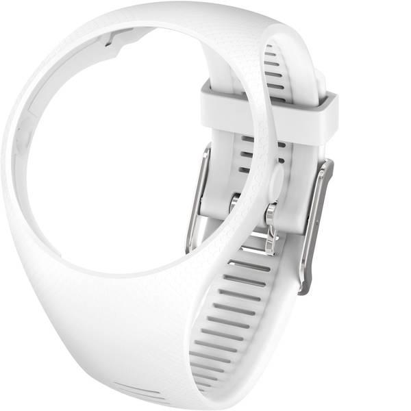 Accessori per fitness tracker - Cinturino di ricambio Polar WRIST STRAP M200 WHI S/M Bianco -