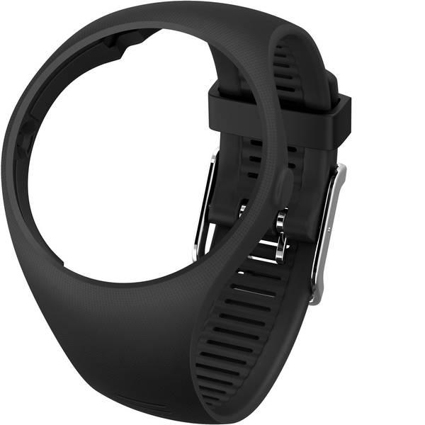 Accessori per fitness tracker - Cinturino di ricambio Polar WRIST STRAP M200 BLK S/M GE Nero -