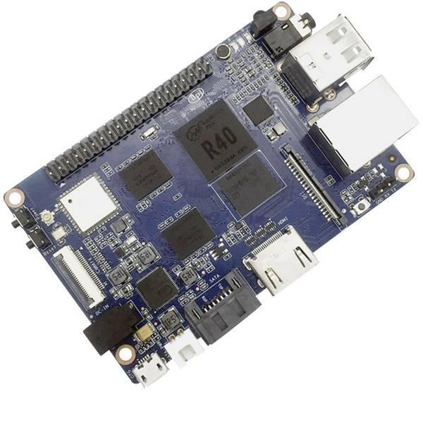 Schede di sviluppo e Single Board Computer - Banana Pi BPI-M2U BPI-M2U (Ultra) 2 GB 4 x 0.5 GHz Banana PI -