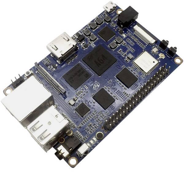Schede di sviluppo e Single Board Computer - Banana Pi BPI-M64 BPI-M64 2 GB 4 x 1.2 GHz Banana PI -