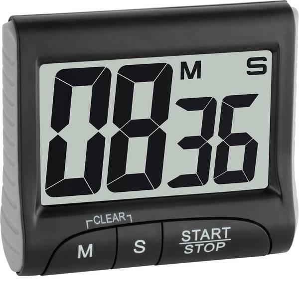 Timer - TFA 38.2021.01 Timer Nero digitale -