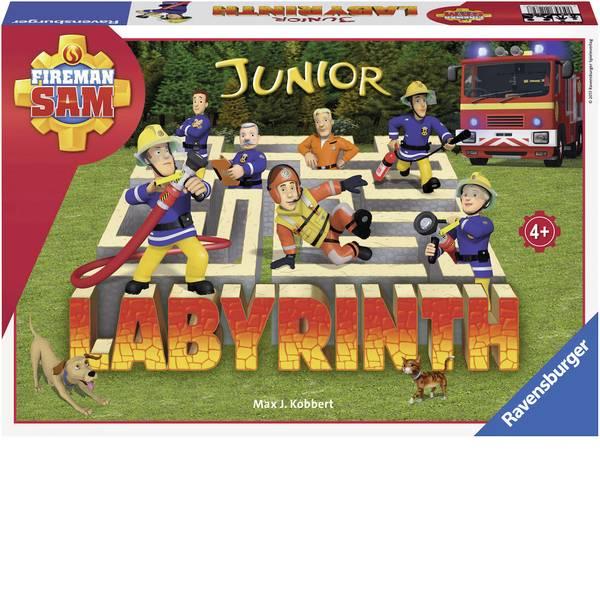 Giochi per bambini - Ravensburger Fireman Sam labirinto Junior -