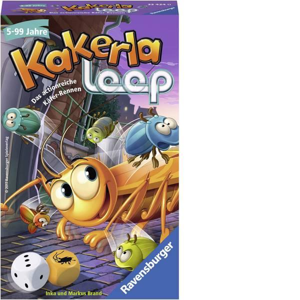 Giochi da tasca e da viaggio - Ravensburger Mitbringspiel - Kakerlaloop -