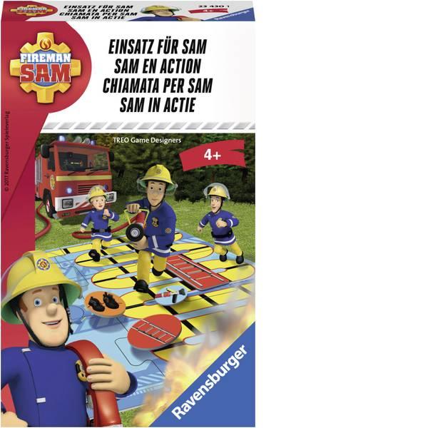 Giochi da tasca e da viaggio - Ravensburger Mitbringspiel - Fireman Sam: per Sam -