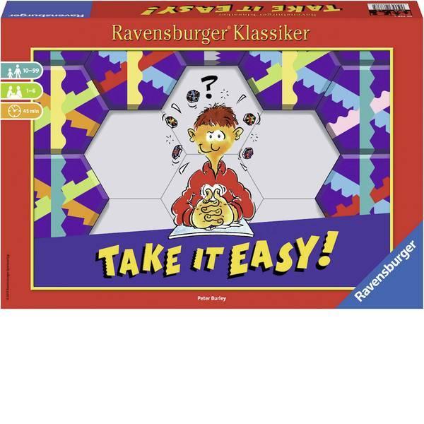 Giochi di società e per famiglie - Ravensburger Take it Easy! -