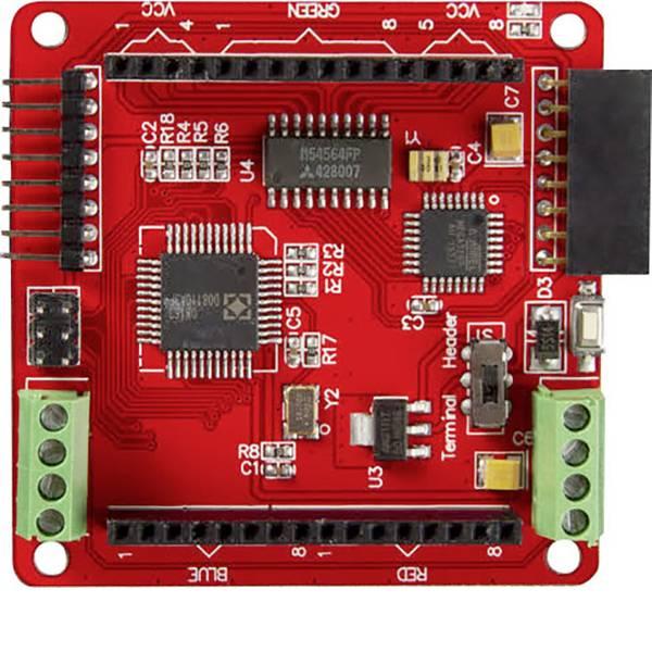 Shield Arduino e HAT Pi - Iduino modulo di espansione -