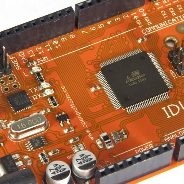 Kit e schede microcontroller MCU - Scheda Iduino Mega 2560 -