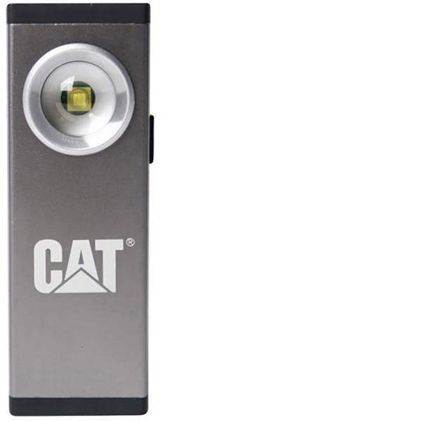 Torce con batterie ricaricabili - CAT CT5115 Lampada portatile a batteria CT5115 Argento 6 h -