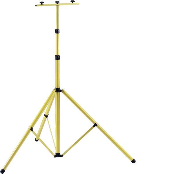 Illuminazioni per cantieri - Brennenstuhl Treppiede telescopico da cantiere Brobusta ST 300 1170310 Giallo -