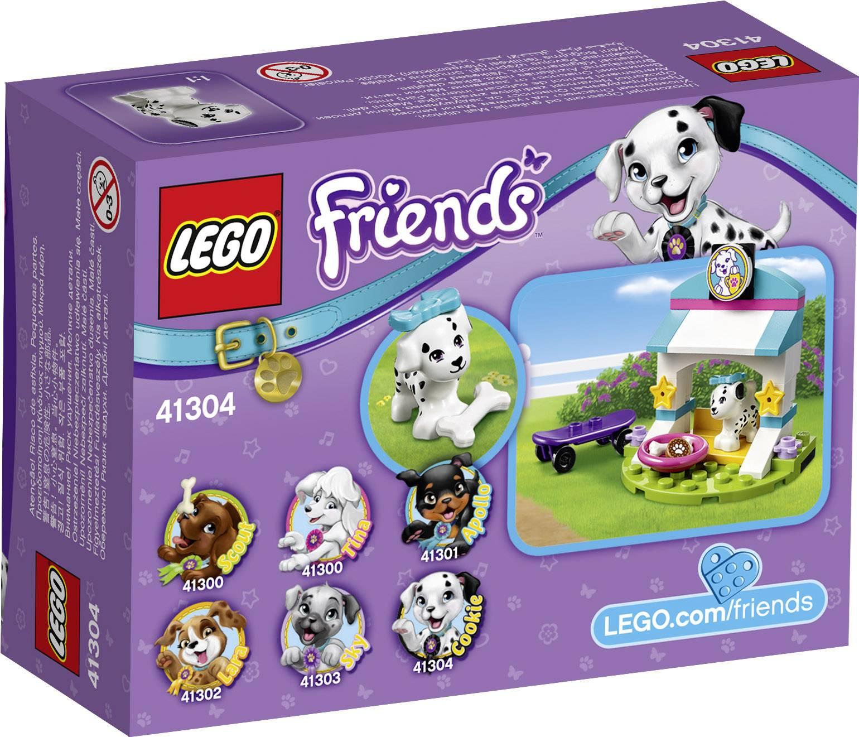 Lego Friends Il parco giochi dei cuccioli Gioco Costruzioni Età 5-12 41303