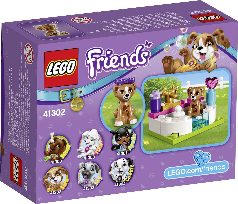 LEGO Friends 41302 Coccole Per Cuccioli