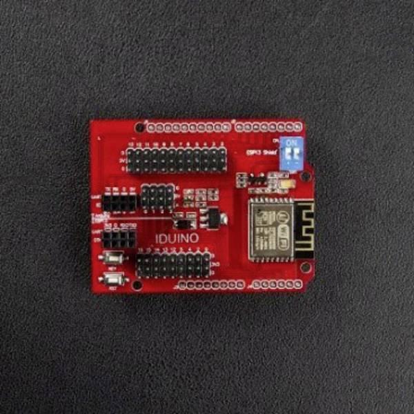 Shield e moduli aggiuntivi HAT per Arduino - Modulo di espansione WiFi Shield -