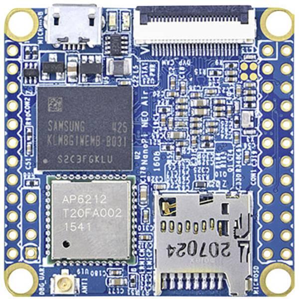 Schede di sviluppo e Single Board Computer - NanoPi Neo Air NanoPi Neo Air 512MB 512 MB 4 x 1.2 GHz Nanopi -