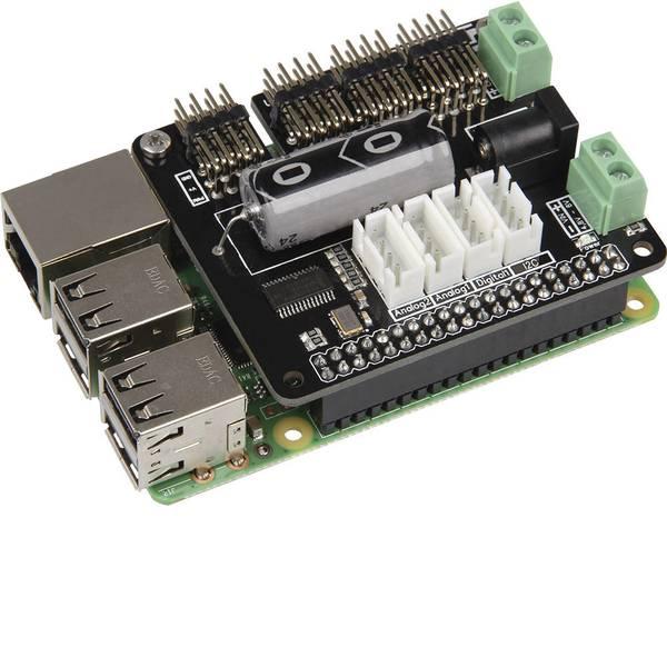 Shield Arduino e HAT Pi - Scheda di espansione Raspberry Pi® MotoPI Joy-IT-R -