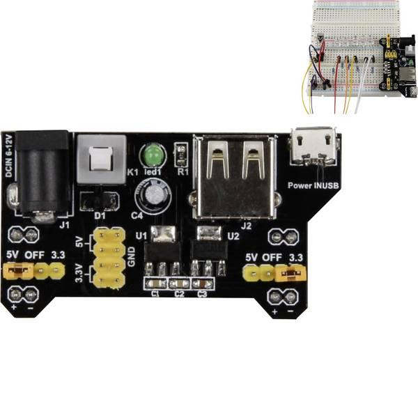Shield Arduino e HAT Pi - Scheda di espansione Raspberry Pi® B-POW -
