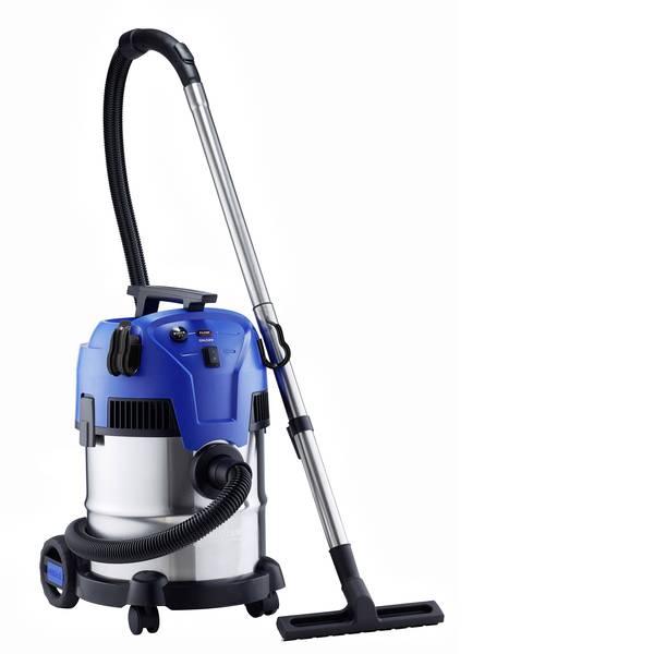 Bidoni aspiratutto - Nilfisk Multi II 22 Inox 18451551 Aspiratutto 1200 W 22 l Pulizia semi-automatica del filtro -