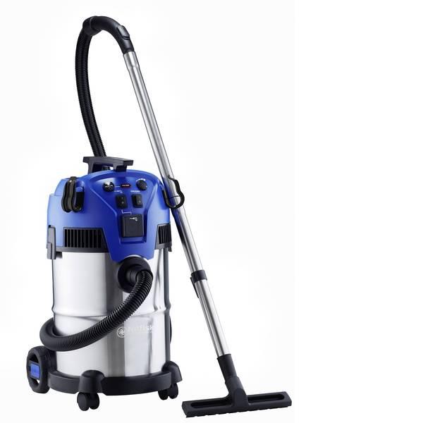 Bidoni aspiratutto - Nilfisk 18451553 Aspiratutto 1400 W 30 l Pulizia semi-automatica del filtro -