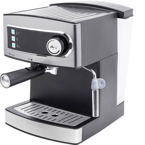 Macchine per caffè espresso - Macchina caffè a filtri Princess KM 54.07 Acciaio, Nero 850 W -