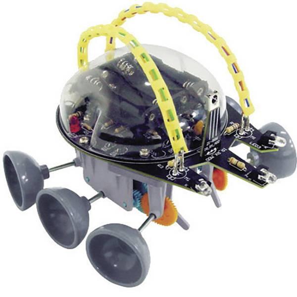 Robot in kit di montaggio - Sol Expert Robot in kit da montare Escape Robot Kit -