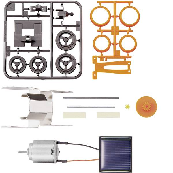 Kit di energie rinnovabili - Sol Expert Macchina da corsa solare -