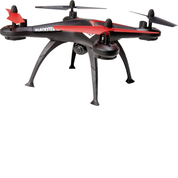 Quadricotteri e droni - Reely Blackster R7 2.0 FPV WiFi Quadricottero RtF Per foto e riprese aeree -